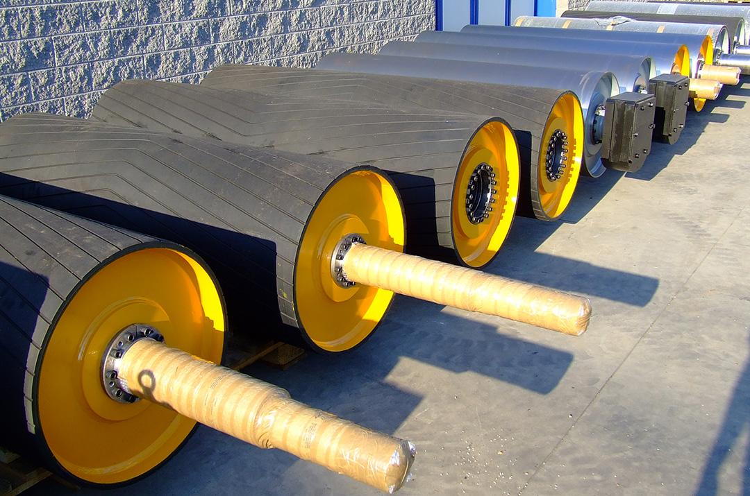 Tamburi per movimentazione sfusi