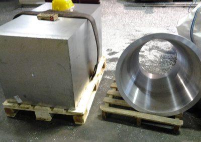 Costruzioni meccaniche Italmeccanica lavorazione in alluminio per stampi