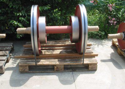 tamburi speciali fuori standard rulli speciali a progetto del cliente